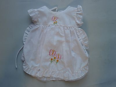 Vintage retro baby true 70s unused suit outfit top pitchers NOS