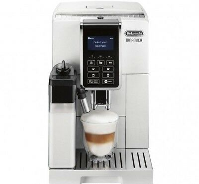 DeLonghi ECAM23210W Compact Fully Automatic Coffee Maker - White - HURRY LAST 15