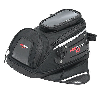 DriRider Travel Expanding Magnetic Tank Bag