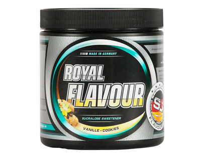 Supplement Union Royal Flavour 250g Aroma Pulver für Eiweiß Quark Joghurt