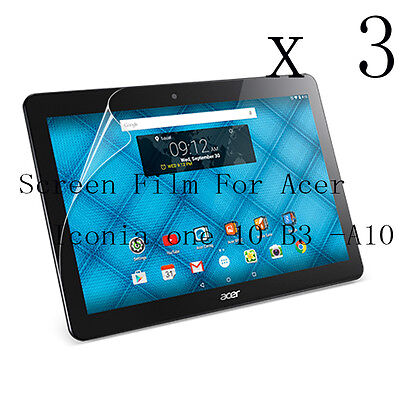 3 Glossy Matte Screen Protector Guard Film For Acer Iconia One 7 B1-740 B1-730HD