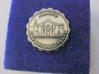 Vintage THE ALAMO Lapel Pin / Hat Pin ~ San Antonio Texas