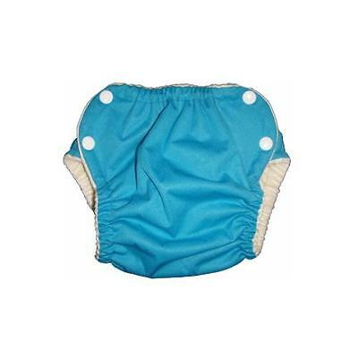 Green Acre Designs (GAD) PUL Pocket Diaper With Organic Bamboo Velour - Ocean