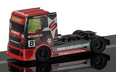 C3609 Scalextric Team Red Racing Truck brand new boxed