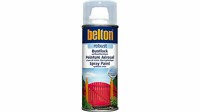 Belton - Design Robust Kunstharz-Lackspray Klarlack Hochglanz (400 ml)
