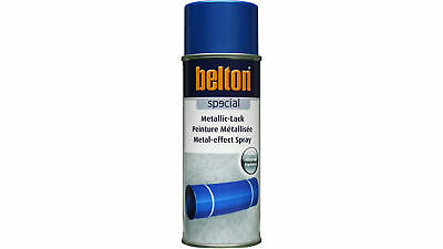 Belton - Spraydose Metallic-Lack blau (400 ml)