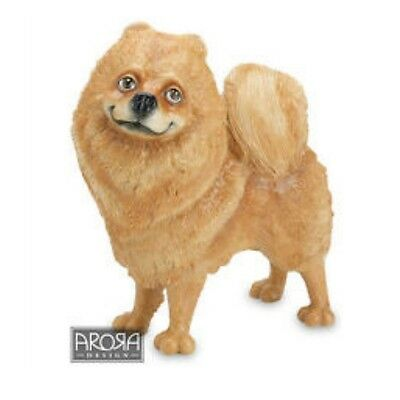 Pets with Personality  Patsy Pomeranian Dog Large Figurine NEW in BOX  501