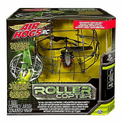 Spinmaster Air Hogs Roller Copter (Colours May Vary)