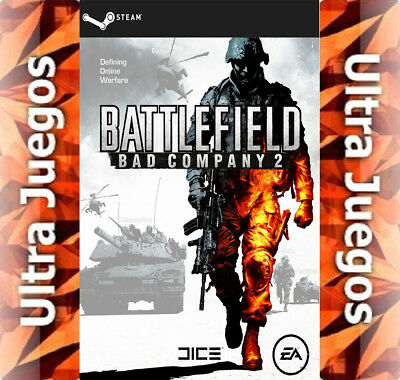 Battlefield: Bad Company™ 2 (STEAM GIFT) DIGITAL