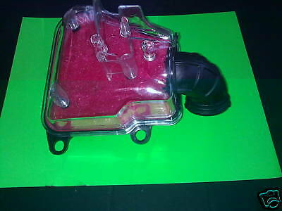 Yamaha Aerox 50 Mbk Nitro Clear Air Filter Box Complete