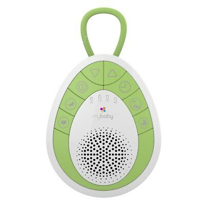 NEW My Baby Homedics SoundSpa On-the-Go -Green from Baby Barn Discounts