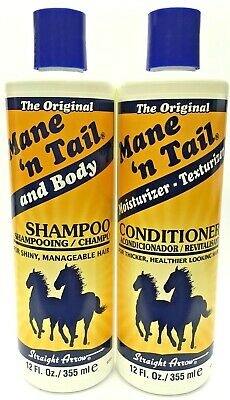 Mane N Tail Original Conditioner and Shampoo 12oz SPECIAL OFFER