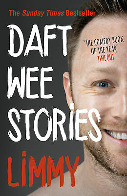 Limmy - Daft Wee Stories (Paperback) 9781784750275