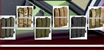 Invader Gear MP5 / MP7 Triple Mag Pouch Magazin Tasche Molle System