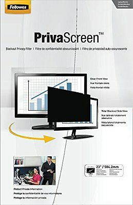 Fellowes PrivaScreen Privacy Filter 23.0-inch Widescreen 16:9