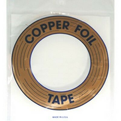 Stained Glass Supplies - EDCO 7/32in COPPER FOIL - FREE SHIPPING