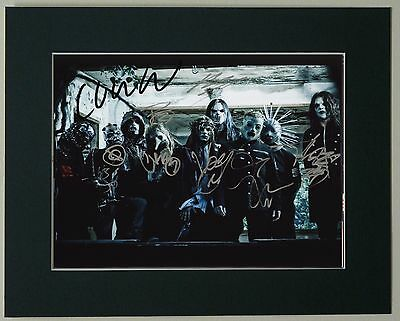 SLIPKNOT - 1 x  Matted High Quality Photos