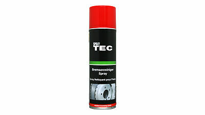 SprayTec - Bremsenreiniger Spray (500ml)