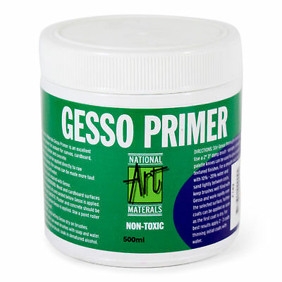 National Art Materials Gesso Primer