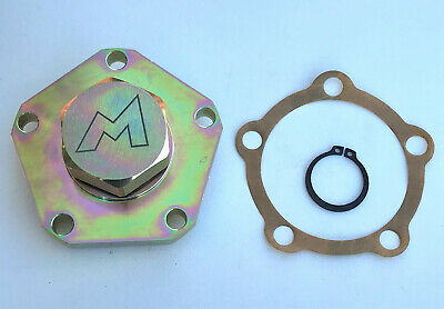 Land Rover Discovery Front Heavy Duty Drive Flange Kit + WORKSHOP MANUAL ON CD