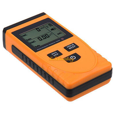 NEW Digital GM3120 Electromagnetic Radiation Detector EMF Meter Dosimeter Tester
