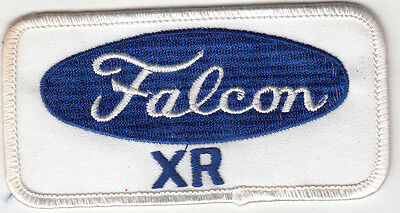Ford Falcon Xr Embroidered Patch