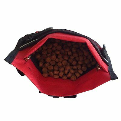Dog Pet Treat Waist Pouch Puppy Training Bag with Buckle Belt 3 Color Available
