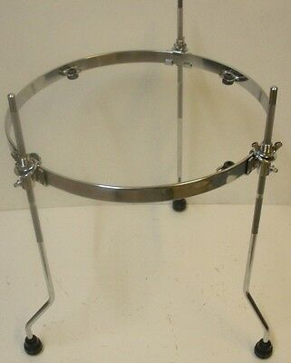 """Rack tom to floor tom converter kit 14"""" no drilling required"""