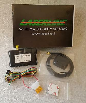 Laserline LS5001 Car Van GPS GSM SMS Vehicle Tracker