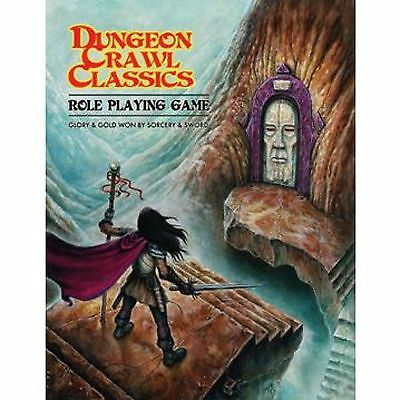 Dungeon Crawl Classics: Core Book Softcover GMG5070T