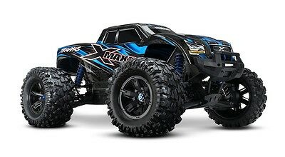 Traxxas 1/7 Scale X-Maxx Monster Truck 4x4 Brushless RTR   TRA77076-4