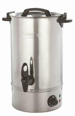 Burco Cygnet 10L Electric Water Boiler in Stainless Steel - Hot Drinks, Catering