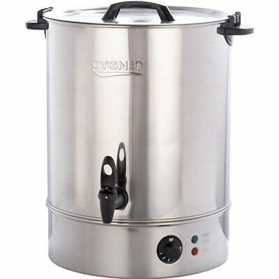 Burco Cygnet 30L Electric Water Boiler In Stainless Steel - Hot Drinks, Catering