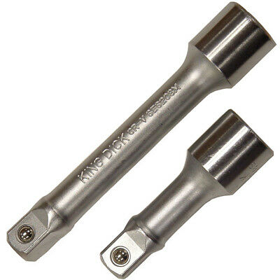 "King Dick Tools - 2 Piece Extension Set 3/8"" Extension Set"