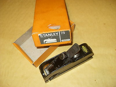 Stanley No.75 Bull Nose Plane - As Photo.