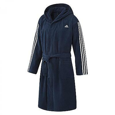adidas Herren Bademantel 3S bathrobe