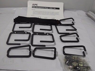 APC AR8113 Cable Management Hoops Kit 6 count