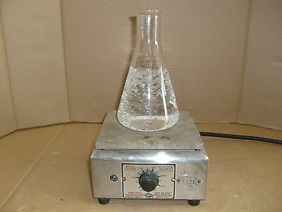 Laboratory Hot Plate Thermolyne Type 1900 HP-1915B Hotplate