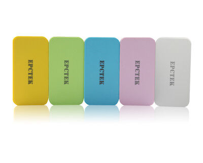 Universal 5200mAh Portable Power Bank External Battery Charger For Mobile Phone