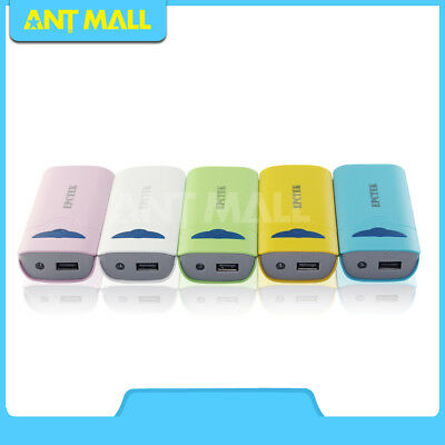 5200mAh External Battery Charger Portable Power Bank Backup For Cell Phone AU