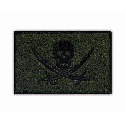 Jolly Rojer (green) PATCH/BADGE