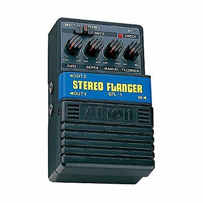 Arion Flanger Pedal SFL-1