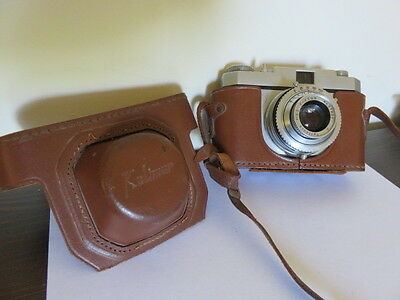 Kalimar A Vintage Camera with Leather Case