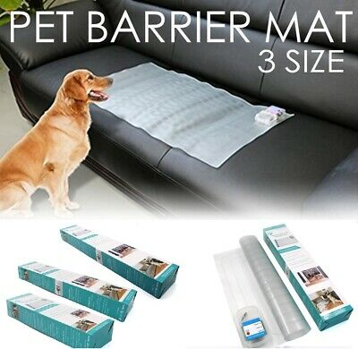 Indoor Static Training Mat Pet Boundary Dog Puppy Cat Barrier Fence Safe Scat