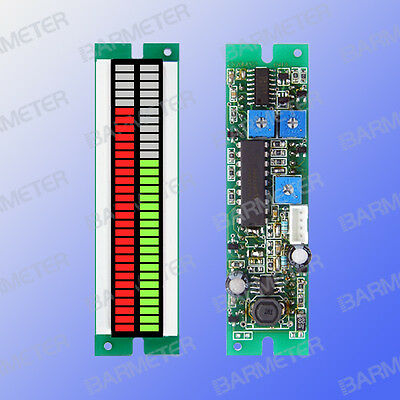 30 segments LED Double Bargraph Module Electricity Energy power meter monitor