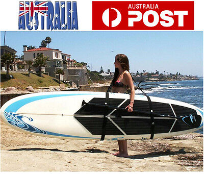 Sup Stand UP Paddle Board Longboard Surfboard Carry Strap Sling Strap