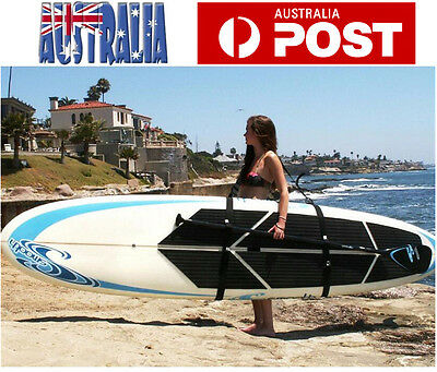 Sup Stand Up Surfboard Paddle Board Carry Strap Shoulder Sling Strap Heavy Duty