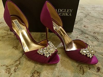 Badgley Mischka Scarlett D'Orsay Heel NEVER WORN