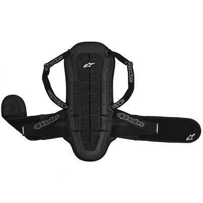 Alpinestars Bionic Air CE Approved Level 1 Back Protector - Black