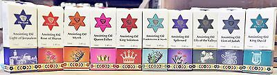 Lot's Of 10x Roll On Anointing Oil 10 ml.From Holyland Jerusalem GREAT VALUE !!!